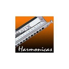 Harmonicas Chromatiques