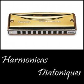 Harmonicas Diatoniques