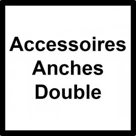 Accessoires Anches Double